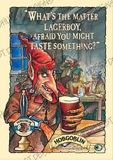 More details for hobgoblin real traditional craft cask ale sign man cave garage pub beer alcohol