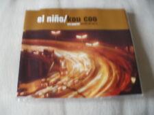 EL NINO - KOU COO - 1998 UK CD SINGLE