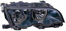for 2002 - 2003 passenger side BMW 325Ci Front Headlight Assembly Replacement