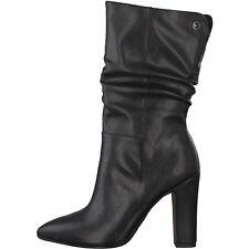 Tamaris Trend 1-25320-21 020 Damen Black matt schwarz STIEFEL Gr. 38