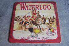 SOUS-BOCK - BIERE - [ WATERLOO ] - THE BEER OF VICTORY - BIER - BIERVILTJE