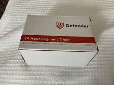 Defender. 24 Hour Security Timer
