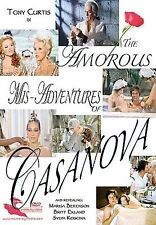The Amorous Mis-Adventures of Casanova (DVD, 2004) ShipsFREE!  Rare & OOP!