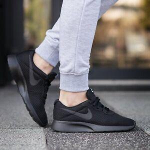 Nike Tanjun Damen Mädchen Sneaker Turnschuhe Schuhe Freizeitschuhe 812655 002