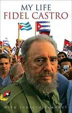 Fidel Castro: My Life Hardcover 1st Edition