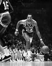 Boston Celtics Sam Jones Glossy 8x10 Photo Nba Basketball Print Poster