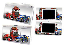 Skin Sticker to fit Nintendo DSI - Mack Truck and v8 Cars