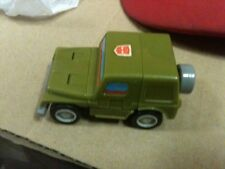 Jeep Autobot Transformers Anni '80 Hasbro