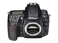 Nikon D700 12.1MP Digital SLR Camera - Black (Body Only)