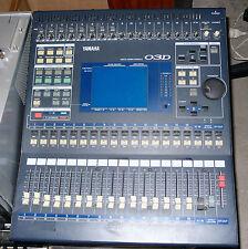 YAMAHA 03D MIXER DIGITAL studio  / live