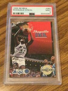 1992 Skybox - Shaquille O'neal RC *** PSA 9 ***