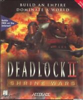 DEADLOCK II THE SHRINE WARS +1Clk Windows 10 8 7 Vista XP Install