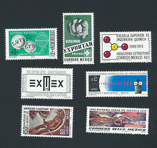 Mexico stamps - stamp lot of 7 - (lot 50)