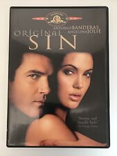 Original Sin (R Rated Version) DVD