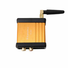 Mini Bluetooth 4.2 Audio Receiver Stereo Hi-Fi Box Adapter APTX 3.5mm/RCA Output