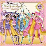 Barbie and the Three Musketeers (Barbie): By Golden Books