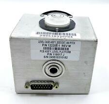 Seatel 122208-1 REV M Level Cage Assy PCB Assy Level Platform 119517J Antenna