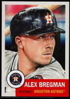 Alex Bregman 2019 Topps Living Set #252 Astros