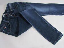 Hudson Jeans Collin Skinny Dark Flap Pockets Sz. 25 Stretch W422DJA Women's