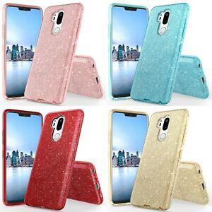 For LG Stylo 4, LG Q Stylus, LG K30 LG G7,Case Glitter Bling Sparkle Ultra Slim
