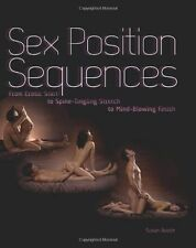 NEW BOOK Sex Position Sequences - Susan Austin
