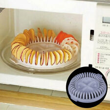Baked Potato Chips Maker Cook Potato Chip Baking Dishes Healthy low calories~LD