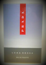 Prada Luna Rossa 100 ml Eau de Toilette Originalverpackt in Folie