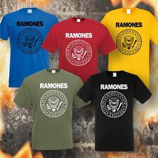 RAMONES T-SHIRT (5 Farben,S-5XL)