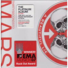 30 SECONDS TO MARS A Beautiful Lie CD Europe Virgin 10 Track (886872)