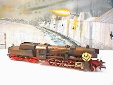 C642/72-  Wehrmacht Lokomotive BR 52 Dampflok Tarnanstrich Lok