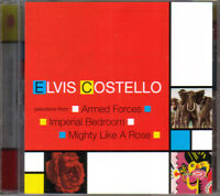 ELVIS COSTELLO: SONGS FROM ARMED FORCES-IMPERIAL BEDROOM-LIKE A ROSE SAMPLER CD