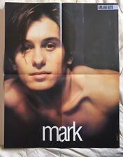 MARK OWEN / TAKE THAT Smash Hits Magazine Poster