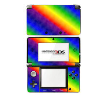 Vinyl Skin Decal Cover for Nintendo 3DS - Rainbow