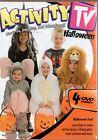 Halloween Fun (DVD, 2008, 4-Disc Set, 4-Pack) Costumes, Pumpkins, more