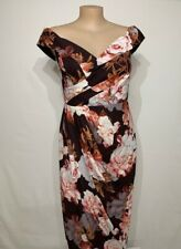CITY CHIC plus size XS (14) ☆ STUNNING MOODY ROSE DRESS  (BNW0T ) SAVE $$$