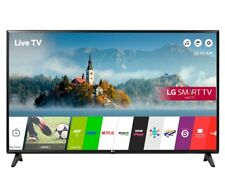 "LG 43LJ594V 43"" Smart Full HD 1080p LED TV Wi-Fi & Freeview HD & Freesat HD"