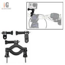 Roll Bar Mount+Three-way Adjustable Pivot Arm for Camera Gopro Hero 2 3