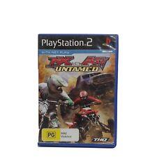 New listing MX vs ATV Untamed - Sony Playstation 2 PS2