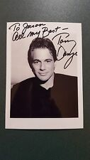 Tony Danza-signed photo-69 - coa