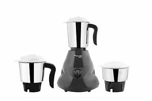 Butterfly Hero Mixer Grinder 500W 3 Jars Grey Color With Express Shipping