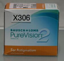 PureVision 2 HD for Astigmatism torische Monatslinsen von Bausch+Lomb (X306-R25)