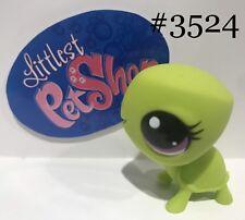 Authentic Littlest Pet Shop - Hasbro LPS - TURTLE #3524