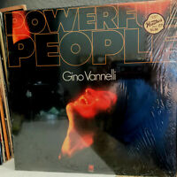 "GINO VANNELLI - Powerful People - 12"" Vinyl Record LP - EX"
