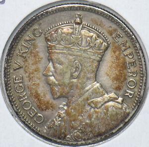 New Zealand 1935 Shilling 296419 combine shipping
