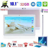 10,1 in Octa-Core Dual Camera 4G Android 7,0 ROM 32GB WiFi Bluetooth IPS Tablet