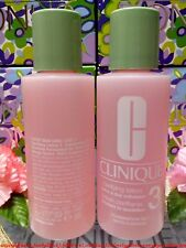☾2 PCS☽Clinique Clarifying Lotion #3 Exfoliator◆☾60ml/2oz☽◆B/NEW☾*H/ 28% OUT!*☽