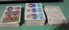 Lotto 170 Figurine Calciatori 1976 - 77 Panini senza doppie ( NON da recupero)