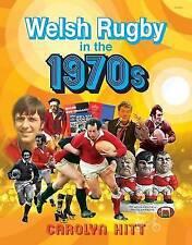 Rugby Hardback Sports Books in Welsh