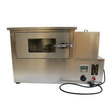 110v Commercial Cone Forming Maker Machine Rotational Pizza Oven Kitchen Us