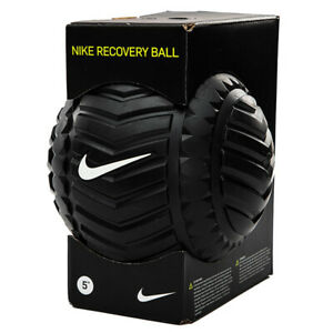 """Nike 5"""" Recovery Massage Ball Black AC4084-010"""
